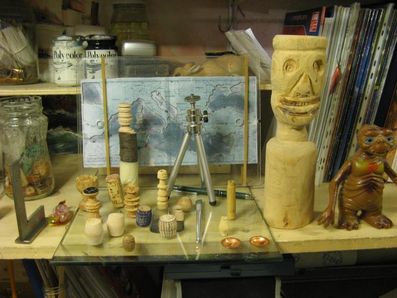 Il mio laboratorio ... ( Cantina cantiere navale + Box in appoggio ) Img_0931