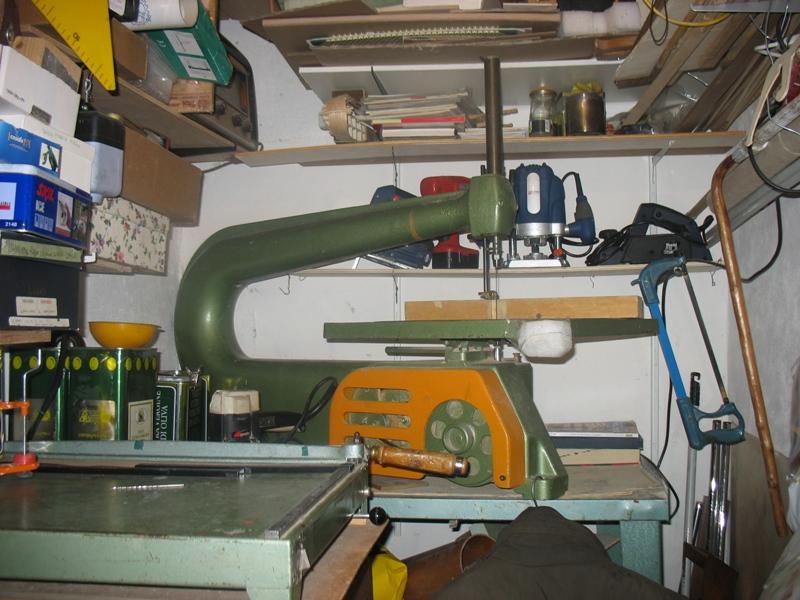 Il mio laboratorio ... ( Cantina cantiere navale + Box in appoggio ) Img_2310