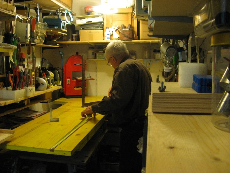 Il mio laboratorio ... ( Cantina cantiere navale + Box in appoggio ) Img_3210