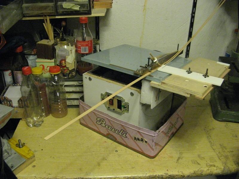 Il mio laboratorio ... ( Cantina cantiere navale + Box in appoggio ) Img_4519