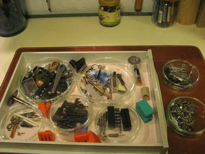 Il mio laboratorio ... ( Cantina cantiere navale + Box in appoggio ) Img_4615