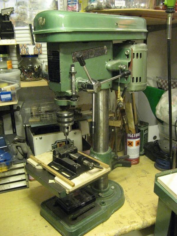 Il mio laboratorio ... ( Cantina cantiere navale + Box in appoggio ) Img_4621