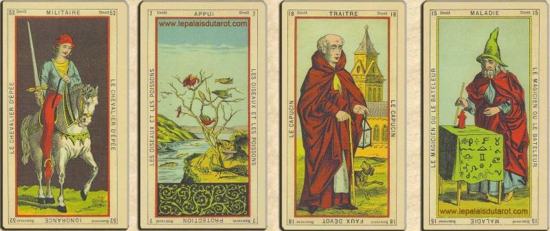 Les Tarots et la Divination Tarot-10