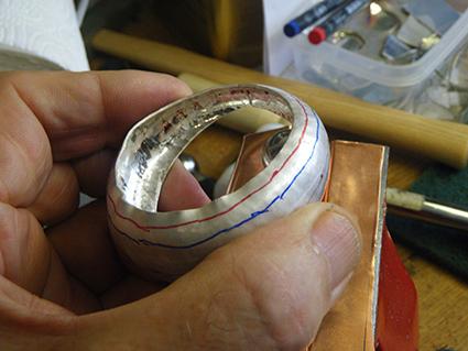 Faire un bracelet convexe - Page 2 Tour_d10