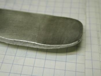 Chevalière or sertie d'un saphir étoilé synthétique Dscn2210