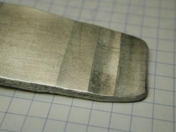 Chevalière or sertie d'un saphir étoilé synthétique Dscn2211