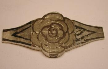 Bague Argent motif fleur Dscn2212