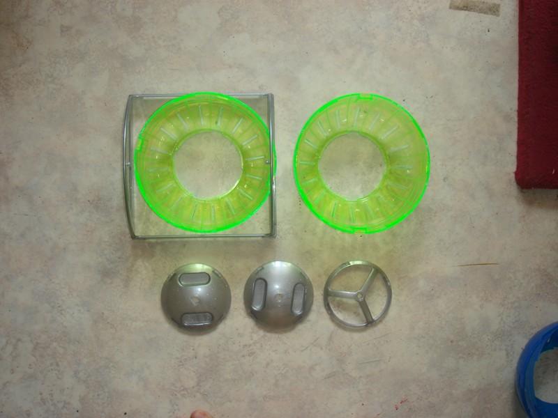 Vente cage et accessoires pour hamster Boule_12