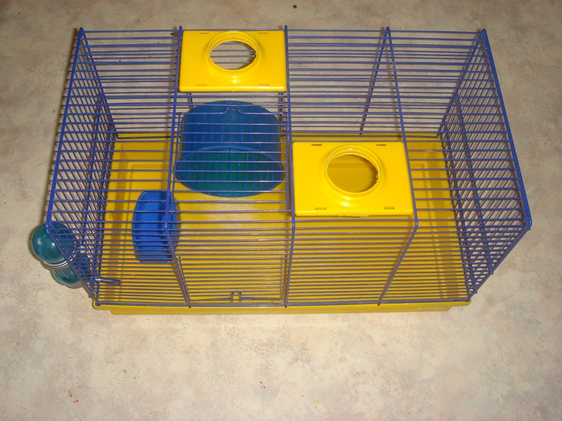 Vente cage et accessoires pour hamster Space_11