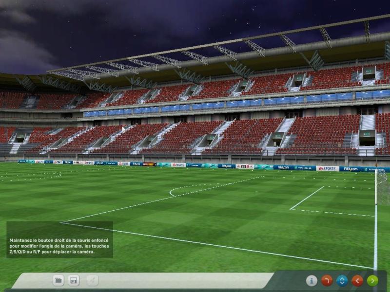 Demande et retour de création de stade, créer via l'éditeur dans le jeu Lmfc10