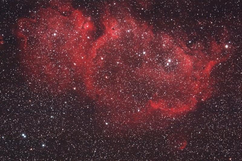 IC 1396 et IC 1848 de rentrée Ic_18411