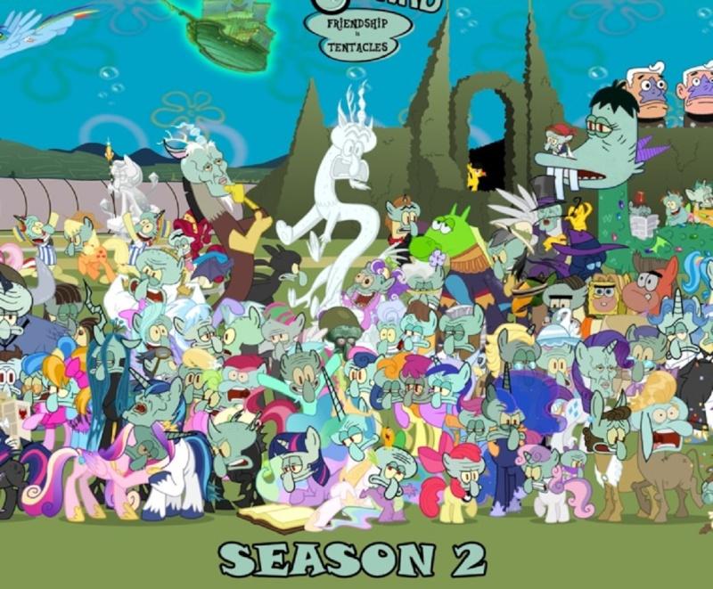 My Little Squidward: Season 2 Poster 210
