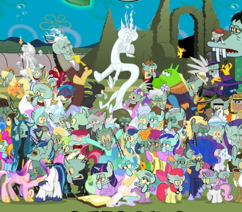 My Little Squidward: Season 2 Poster 310