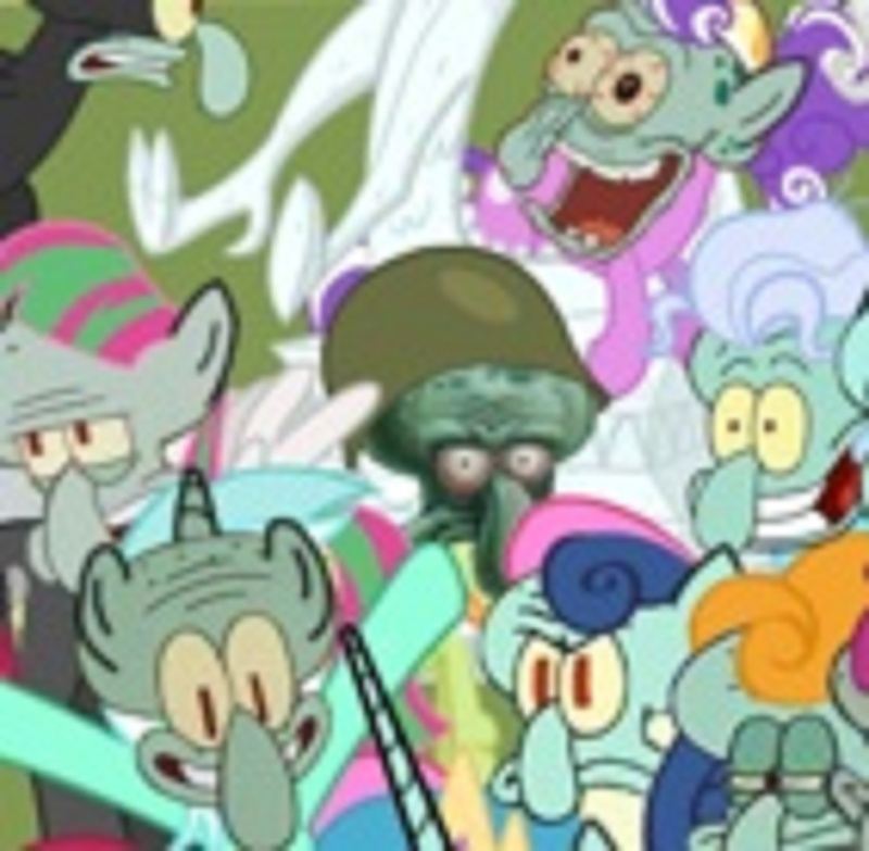 My Little Squidward: Season 2 Poster 610