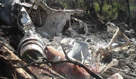 Kenya Defence Forces (KDF) Burnt-12