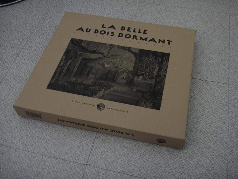 La Belle au Bois Dormant de Pierre Lambert [Editions de l'Ecole Georges Méliès - 2013] Dsc03710
