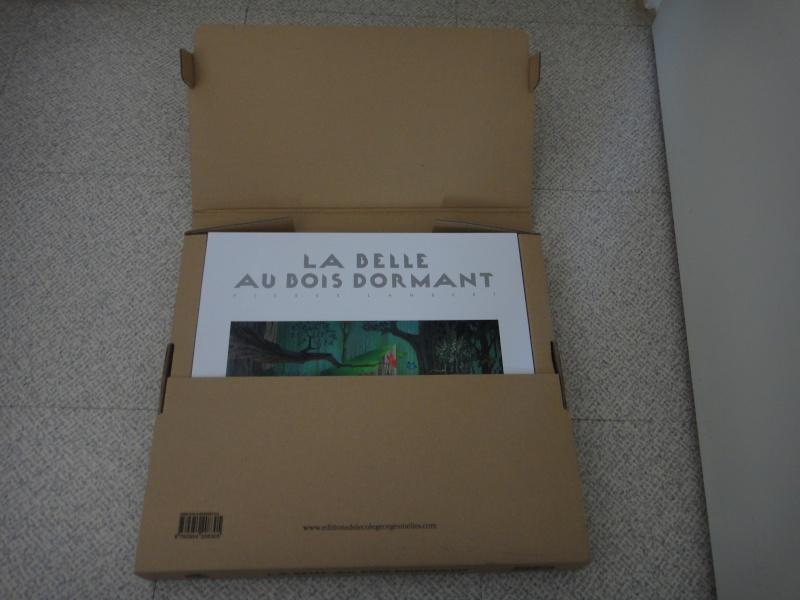 La Belle au Bois Dormant de Pierre Lambert [Editions de l'Ecole Georges Méliès - 2013] Dsc03712
