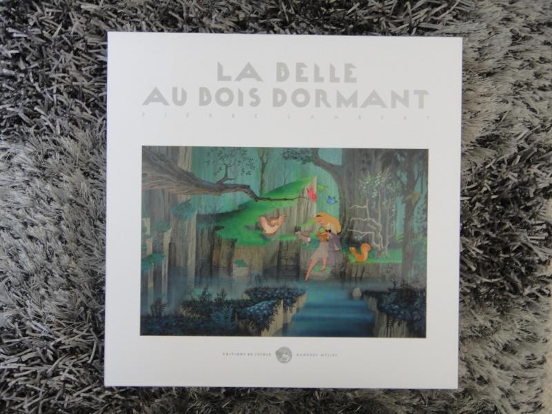 La Belle au Bois Dormant de Pierre Lambert [Editions de l'Ecole Georges Méliès - 2013] Dsc03713