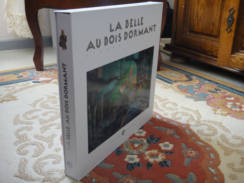 La Belle au Bois Dormant de Pierre Lambert [Editions de l'Ecole Georges Méliès - 2013] Dsc03714