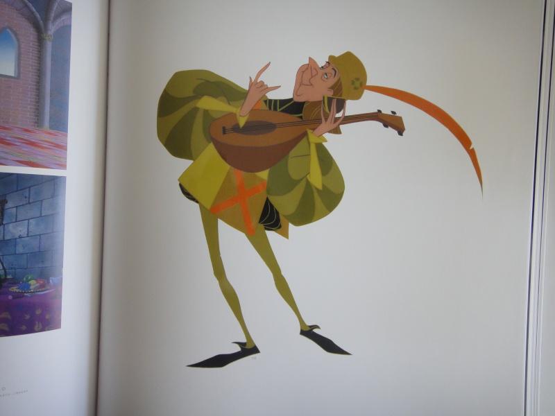 La Belle au Bois Dormant de Pierre Lambert [Editions de l'Ecole Georges Méliès - 2013] Dsc03810
