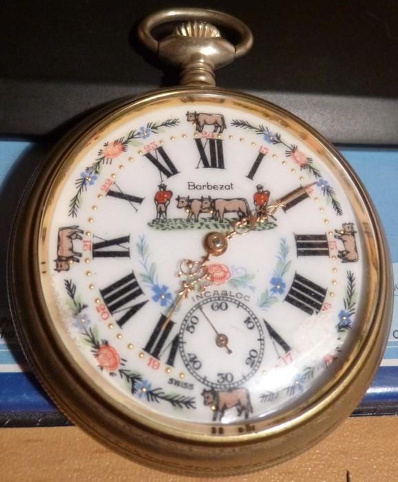 Votre montre de poche du moment ! - Page 5 P1000511