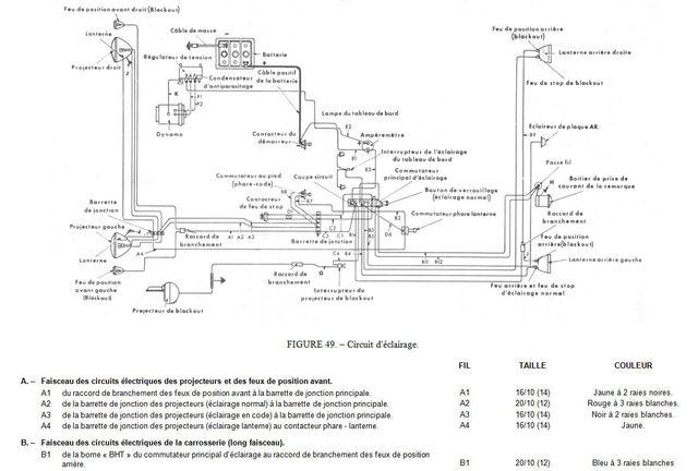 Shema electrique 6/12 volts Circui10