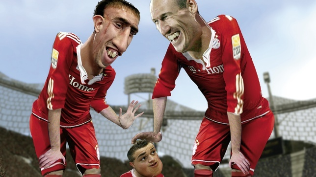 Le topic des Caricatures Bayern10