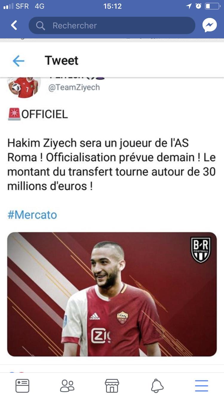 [Arrivée] Hakim Ziyech (Ajax)  40f55d10
