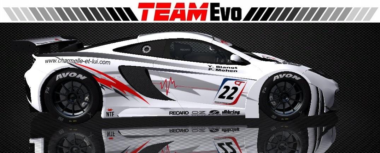 Team Evolution Champcars