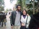Rencontre avec des célébrités à Disneyland Paris. Ramzy10