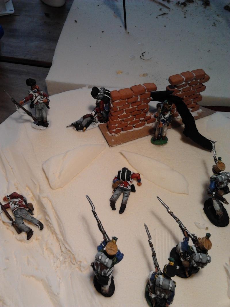 Projet diorama des combats à la ferme Hougoumont de Waterloo - Page 2 2012-018