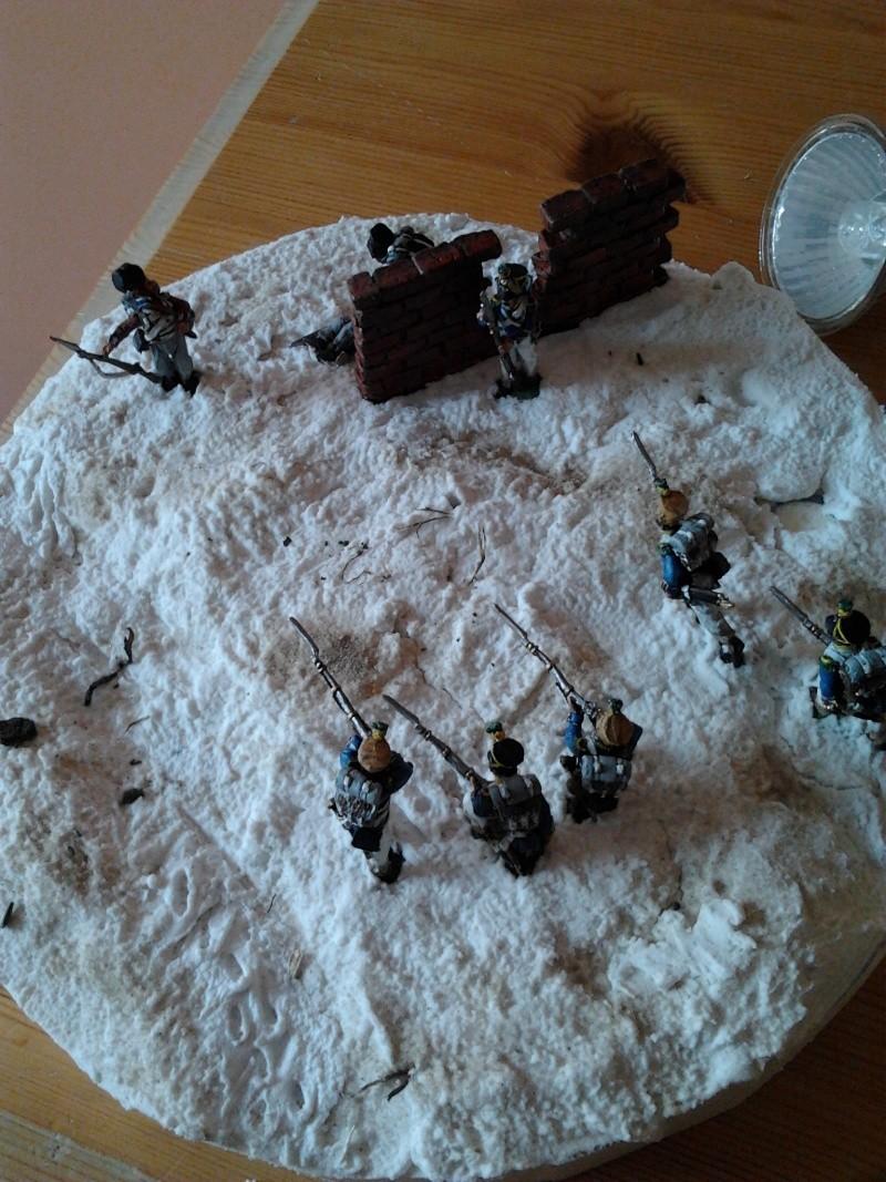 Projet diorama des combats à la ferme Hougoumont de Waterloo - Page 2 2012-019