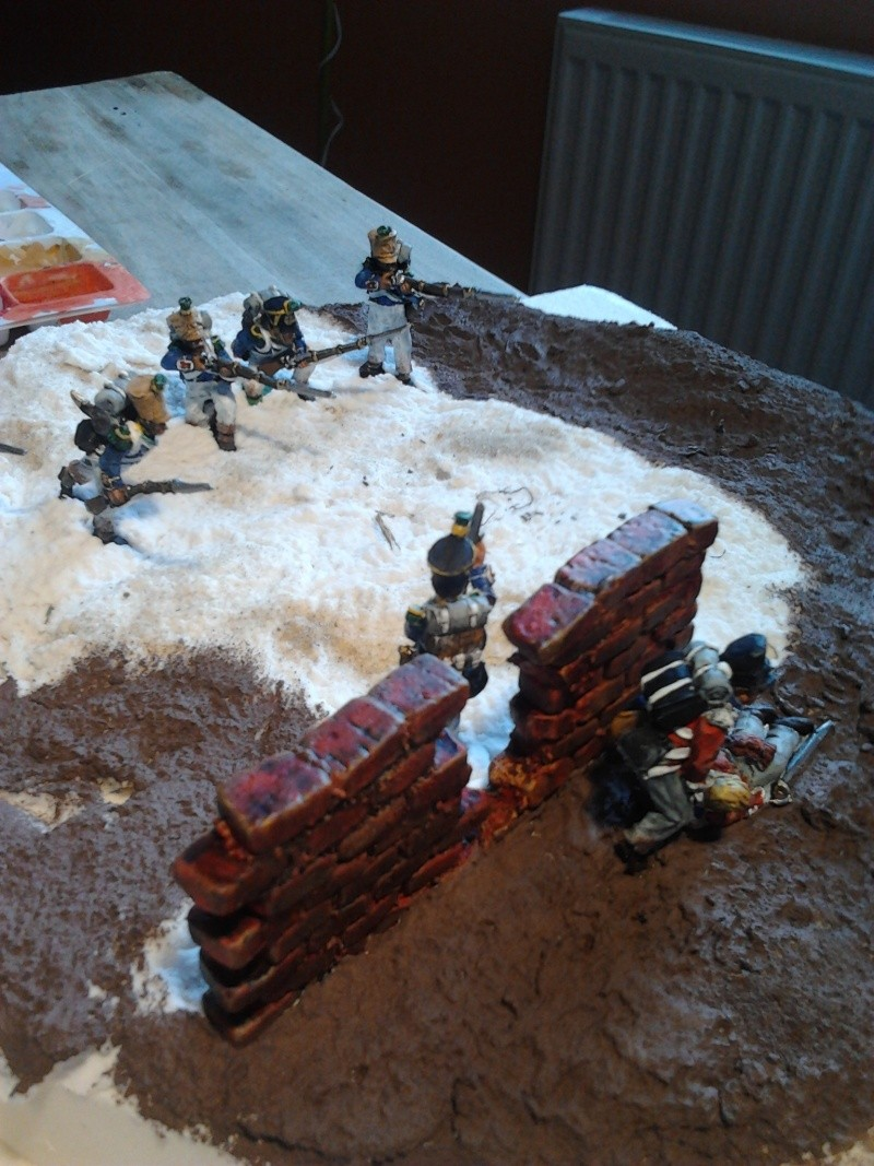 Projet diorama des combats à la ferme Hougoumont de Waterloo - Page 2 2012-020