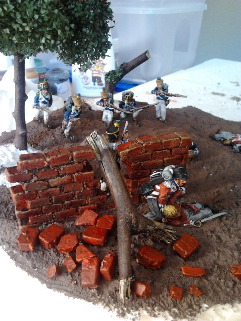 Projet diorama des combats à la ferme Hougoumont de Waterloo - Page 2 2012-021