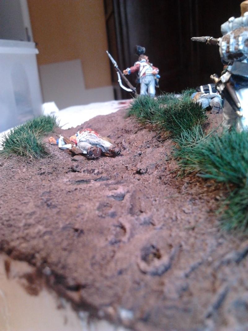 Projet diorama des combats à la ferme Hougoumont de Waterloo - Page 2 2012-024