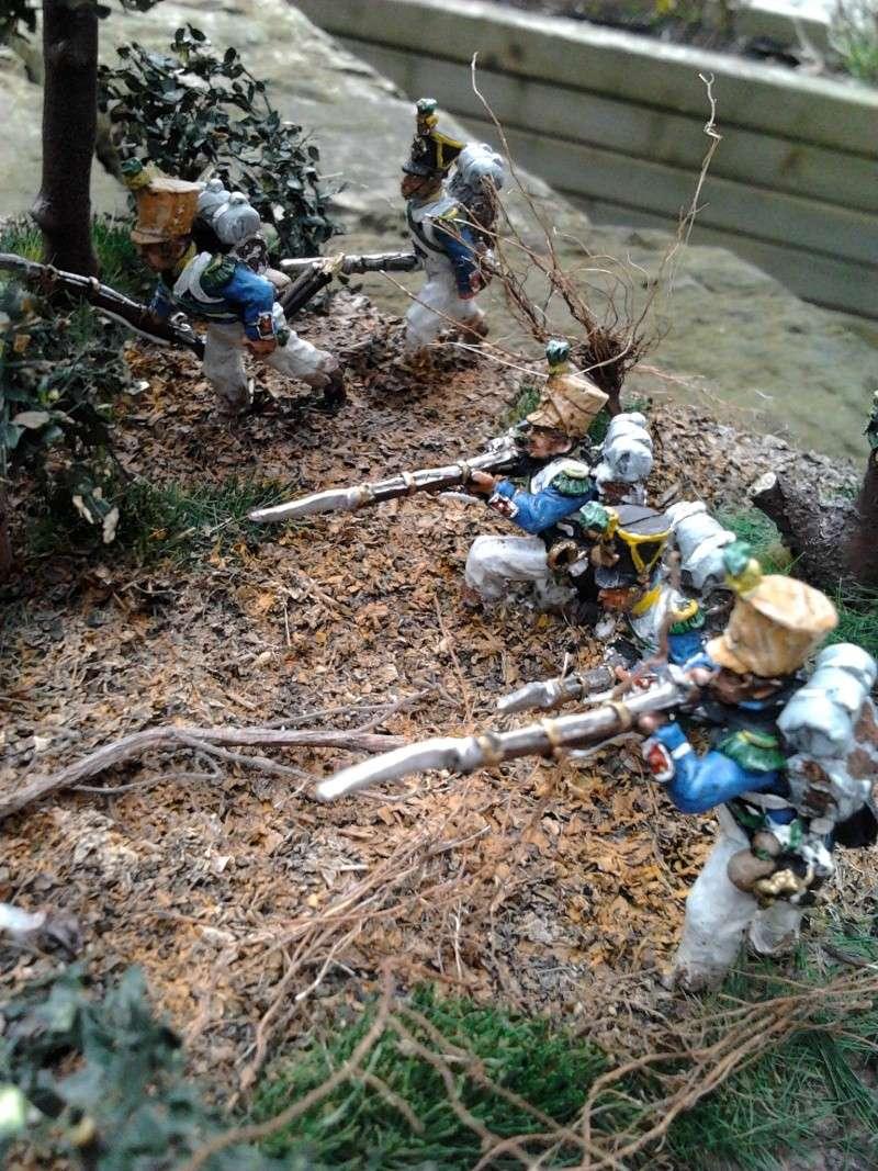 Projet diorama des combats à la ferme Hougoumont de Waterloo - Page 2 2012-115
