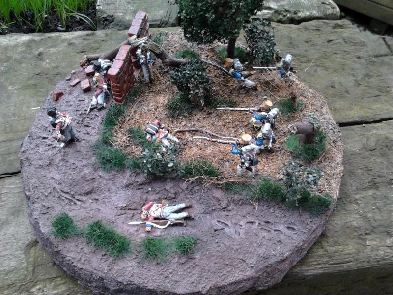 Projet diorama des combats à la ferme Hougoumont de Waterloo - Page 2 2012-119