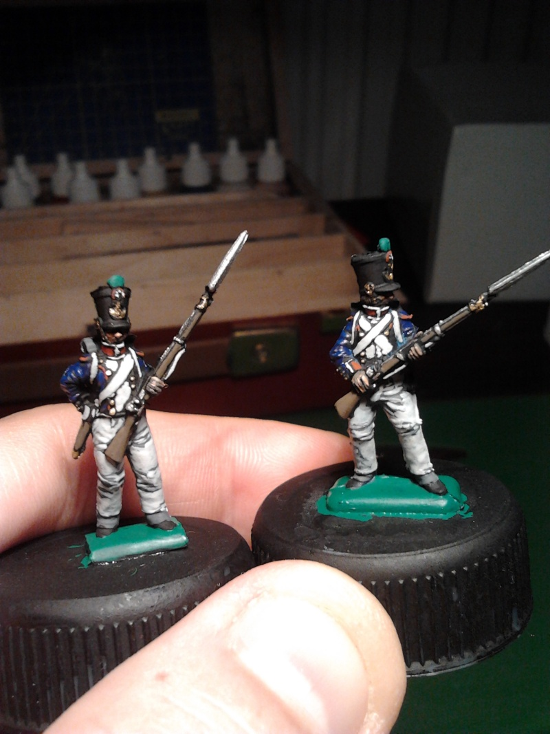 infanterie de ligne italeri 1 72 2013-025