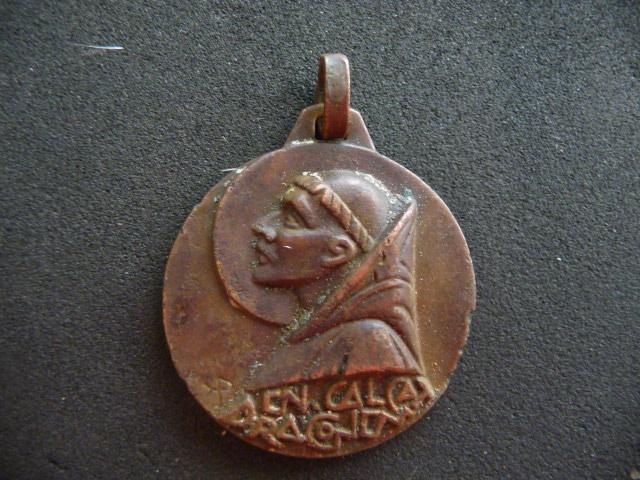 St-Benoît - fin XXème - porte-clé ou médaille ?  2_110