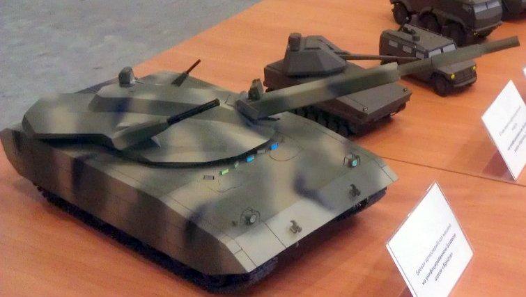 Future of Russian IFV/AFVs - Page 2 Armata20