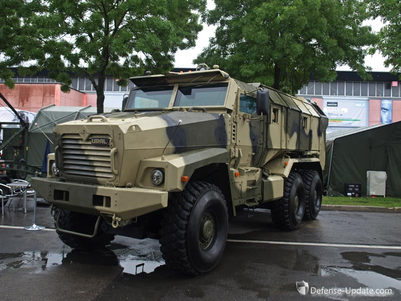 Future of Russian IFV/AFVs - Page 2 Ural-t10