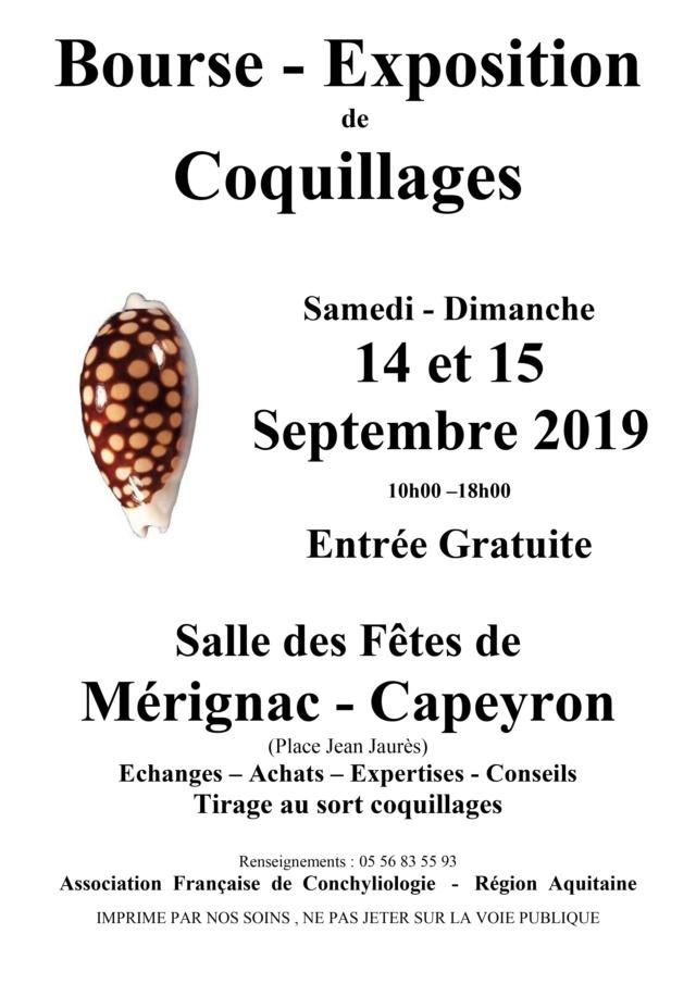 Bourse de Mérignac Affich14