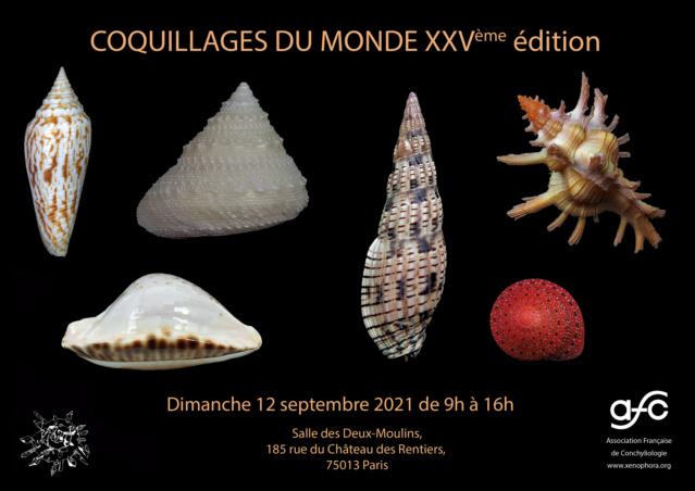 25ieme édition de la Mini bourse de Paris Affich17