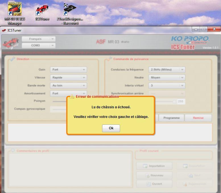 Câble ICS Perso pour MR02ASF MR03 Mr03VE - Page 2 Lectur10