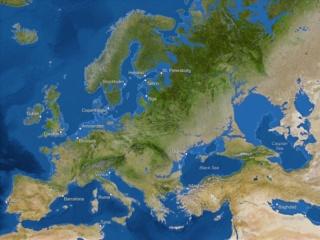 Voici à quoi ressemblerait le monde si la glace continentale venait à fondre Mapwor10
