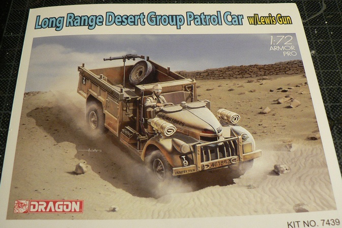 [Dragon] Chevrolet CWT-30 LRDG 0-110