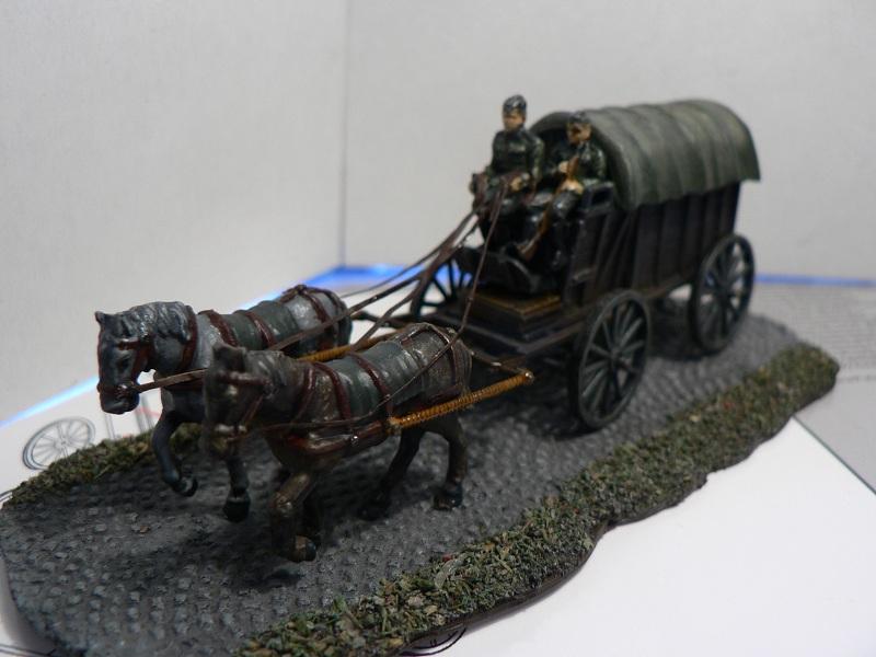 [HAT] WWII German Field Wagon Charet11