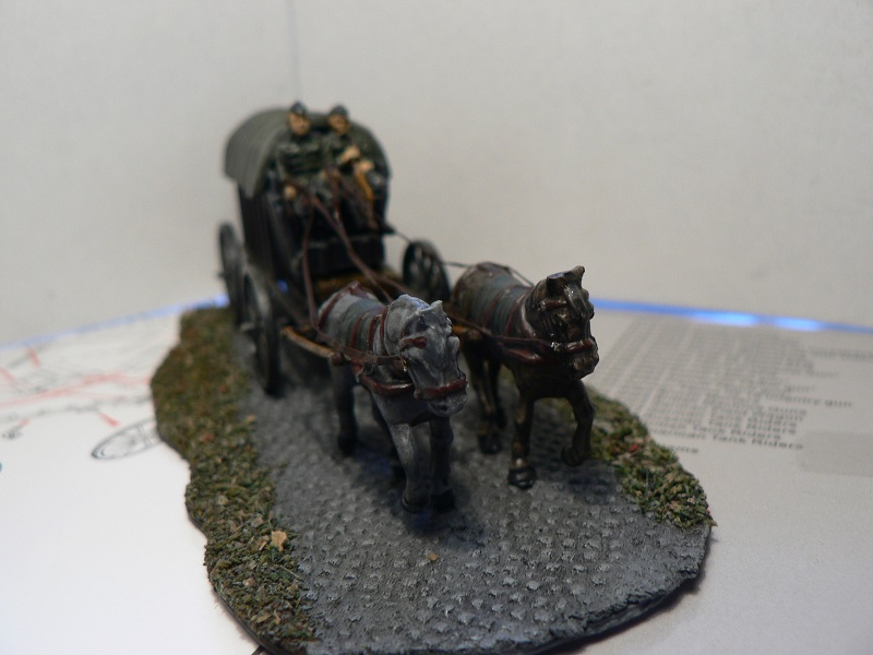 [HAT] WWII German Field Wagon Charet14
