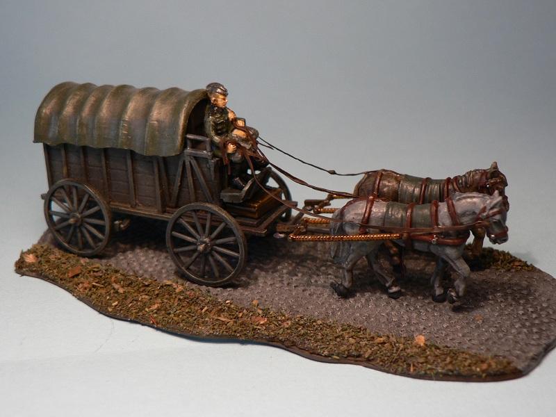 [HAT] WWII German Field Wagon Final110