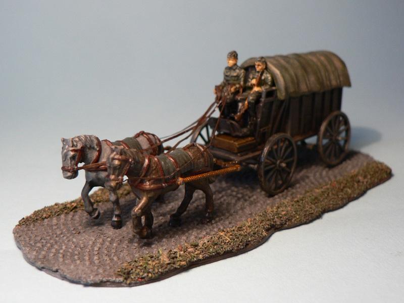 [HAT] WWII German Field Wagon Final210